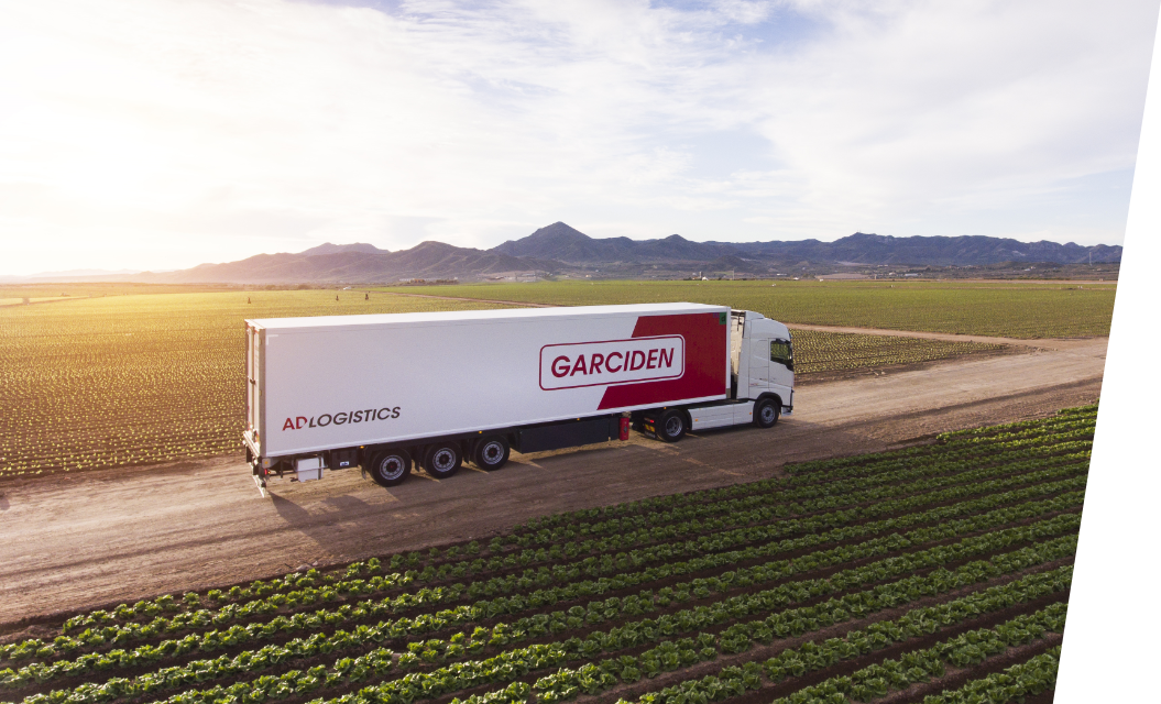 Carretera Adlogistics - Garciden