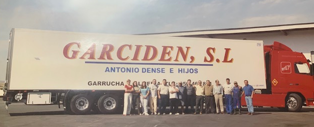 Garciden Atún - Historia 2