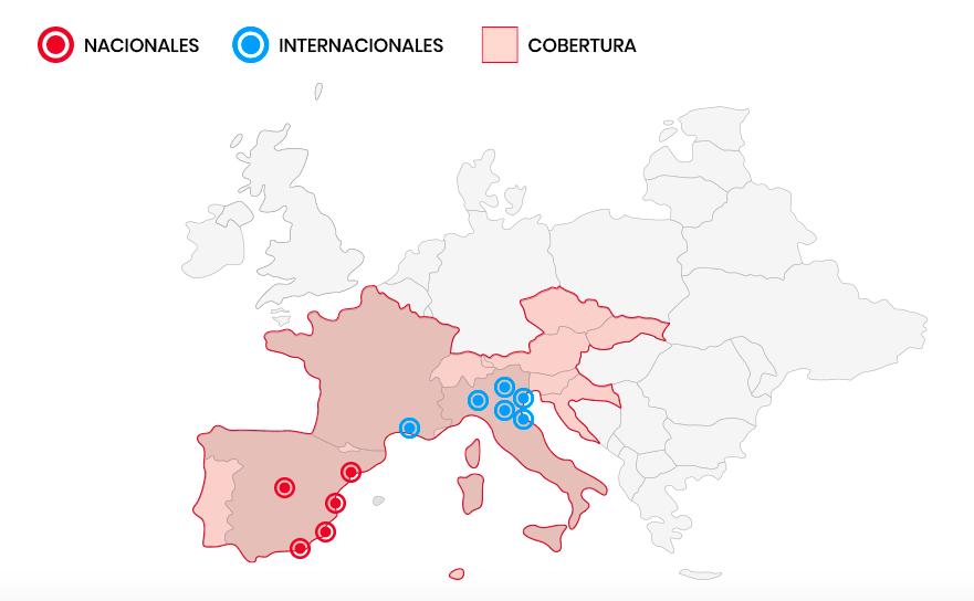 cobertura europea